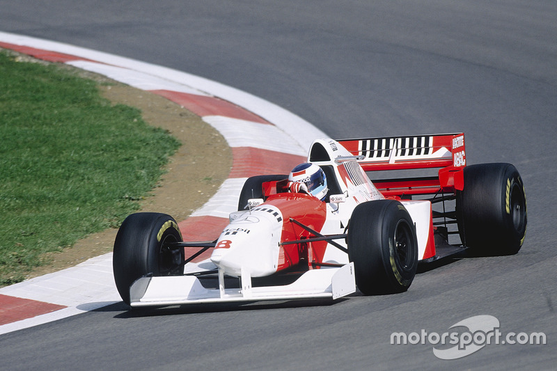 Mika Hakkinen, McLaren MP4/10C (1995)