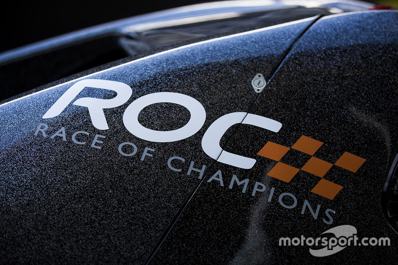 Race of Champions, logo