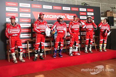 Himoinsa Racing Team presentatie