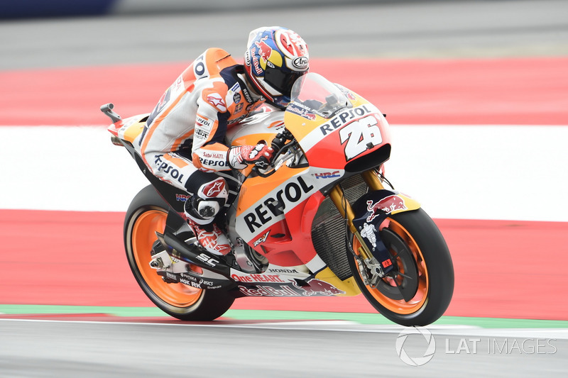 5. Дані Педроса, Repsol Honda Team - 139 очок
