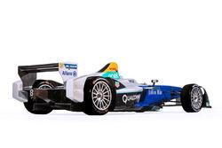 Formula E with Allianz branding