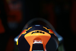 Detail: Bike von Niccolo Antonelli, Red Bull KTM Ajo