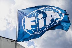 Flagge: FIA