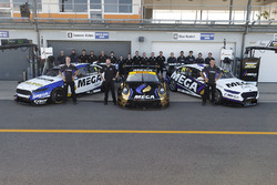 Jason Bright, Prodrive Racing Australia Ford, Garry Jacobson, #911 Porsche 911 GT3-R: Liam Talbot