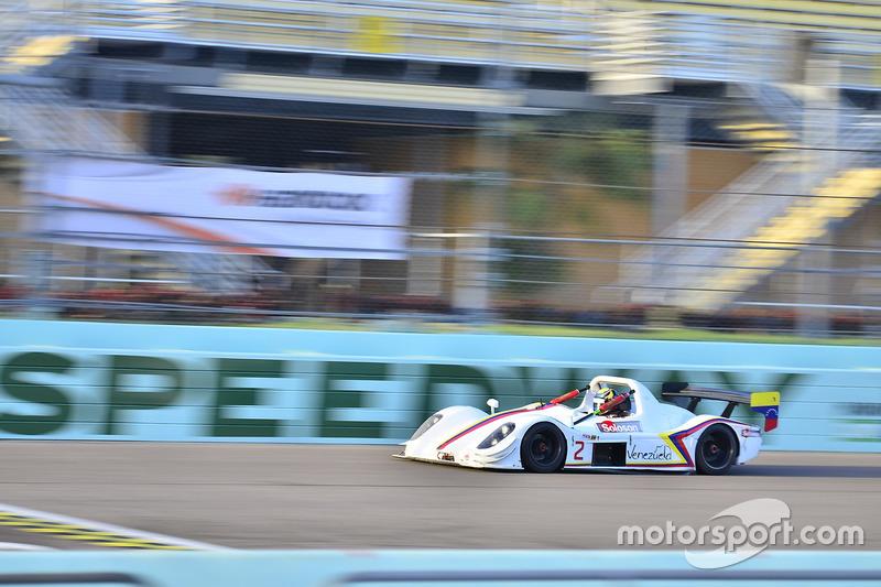#2 FP1 Radical RPV8 driven by Alex Popow of JC Motorsports