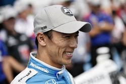 Polesitter: Takuma Sato, Andretti Autosport Honda