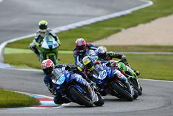 Sheridan Morais, Kallio Racing Yamaha, Federico Caricasulo, GRT Yamaha Official WorldSSP Team