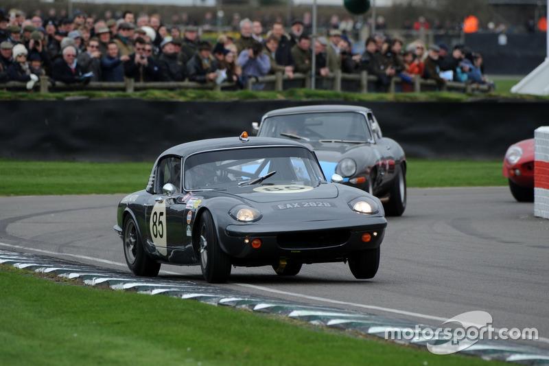 Graham Hill Trophy, Richard Meaden, Elan
