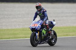Race winner Maverick Viñales, Yamaha Factory Racing