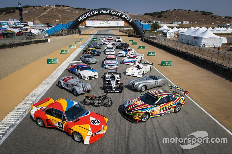 #4: Treffen sich einige BMW-Autos in Amerika