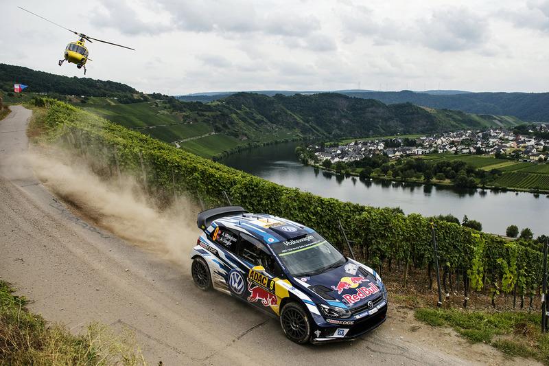 3. Андреас Міккельсен, Андерс Ягер, Volkswagen Polo WRC, Volkswagen Motorsport