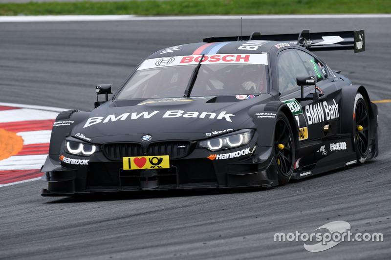 6. Bruno Spengler, BMW Team MTEK, BMW M4 DTM