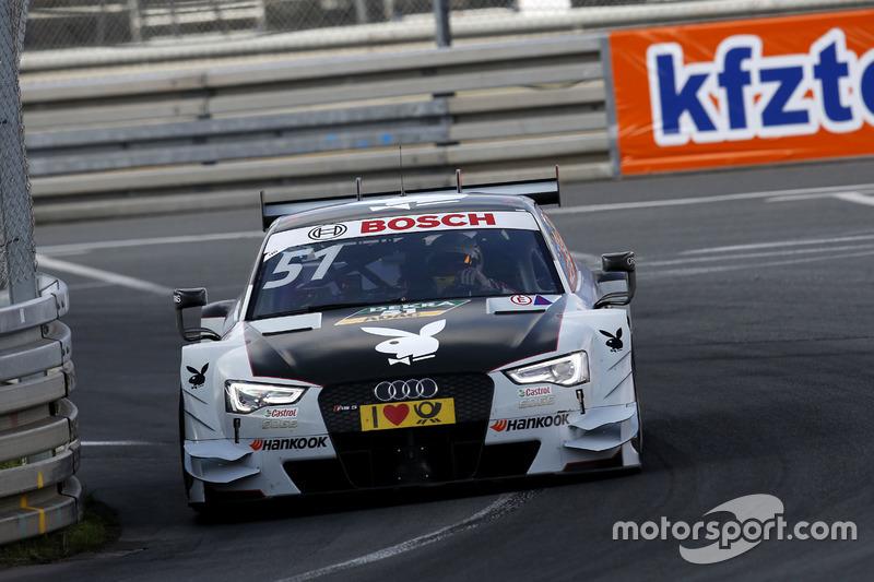 Norisring 2: Nico Müller (Abt-Audi)