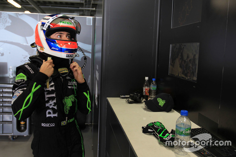 #31 Extreme Speed Motorsports Ligier JS P2 - Nissan: Luis Felipe Derani
