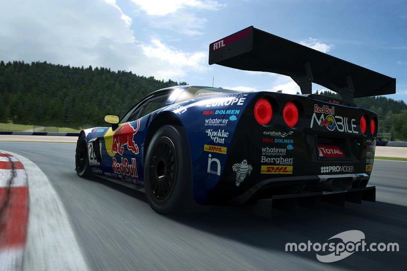 RaceRoom, Chevrolet Corvette GT3