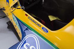 Michael Schumacher, Benetton-Ford B191/191B