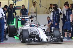 Williams F1 Team, yeni arka kanat