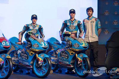 Team Estrella Galicia launch