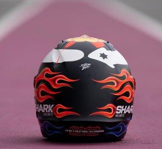 Новый шлем Хорхе Лоренсо, Repsol Honda