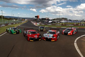 Audi Sport Team photo