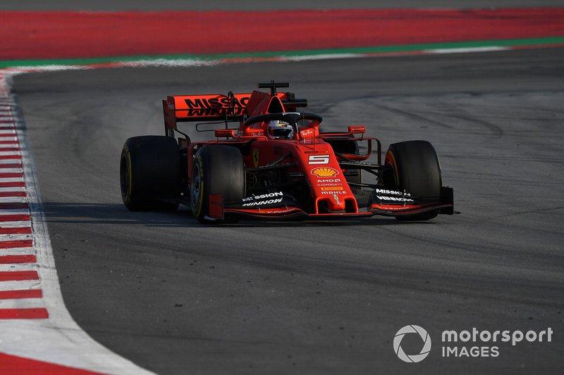 9. Sebastian Vettel: 1:18.161