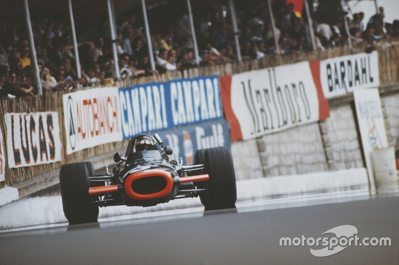Jackie Oliver, Owen Racing Organisation, BRM P126