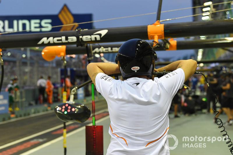 Mekanik McLaren