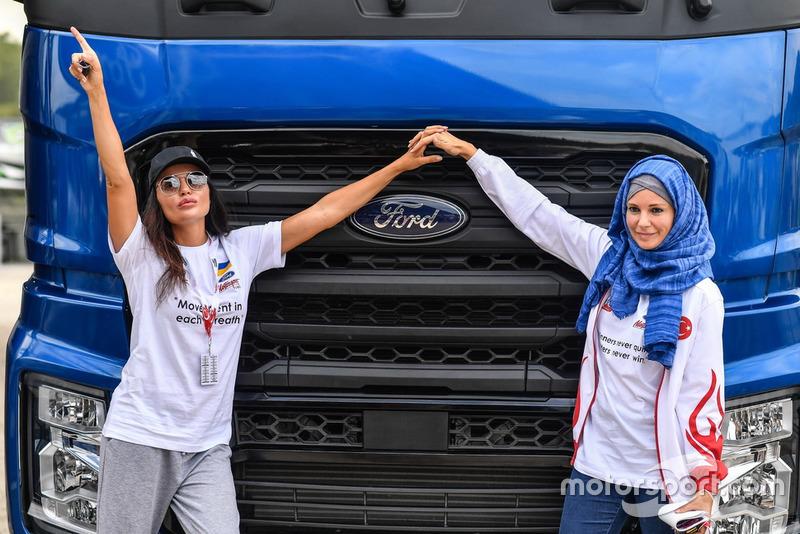 Tifose turche della Ford