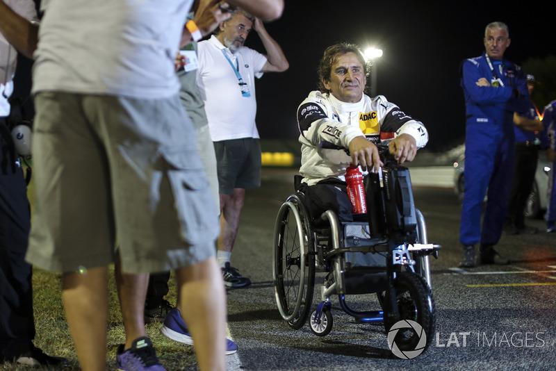 Alex Zanardi, BMW Motorsport