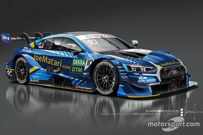 Объявление команды Audi Sport Team WRT