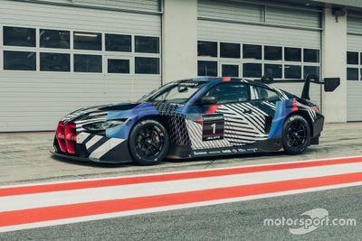 Présentation de la BMW M4 GT3