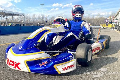 Will Power Kart