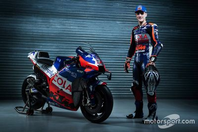 Red Bull KTM Tech3 bekendmaking