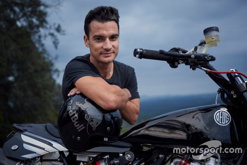 Dani Pedrosa, estreno documental Red Bull