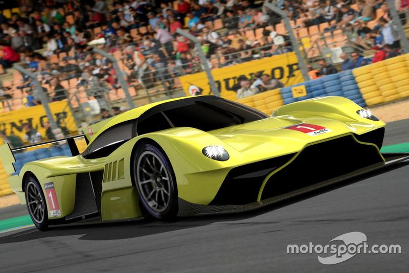 Studie: Ford-Hypercar für WEC und Le Mans 2020