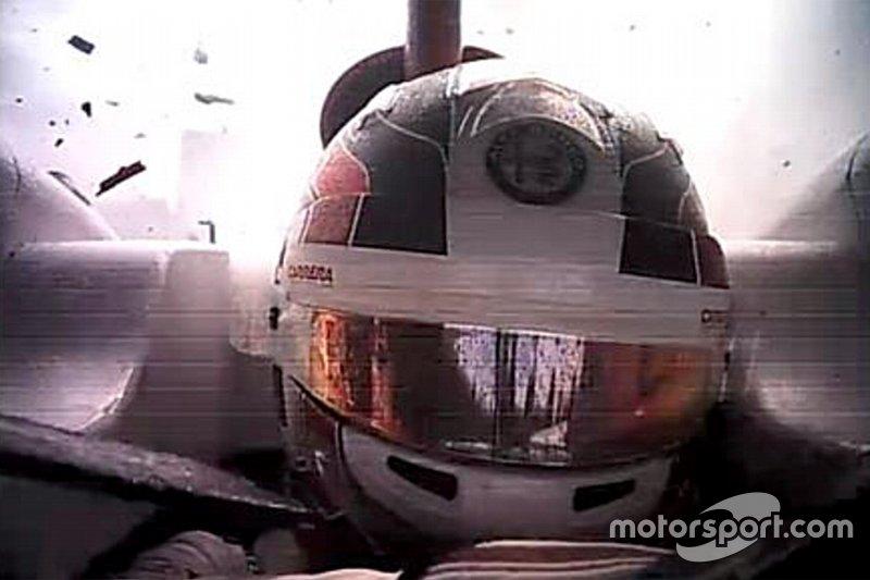 Зіткнення Шарля Леклера (Sauber) і Фернандо Алонсо (McLaren)