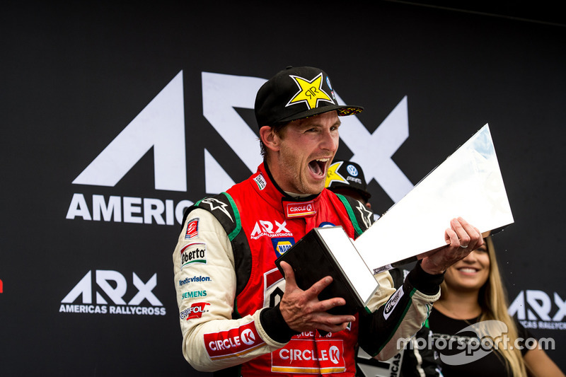 ARX RallyCross: Scott Speed