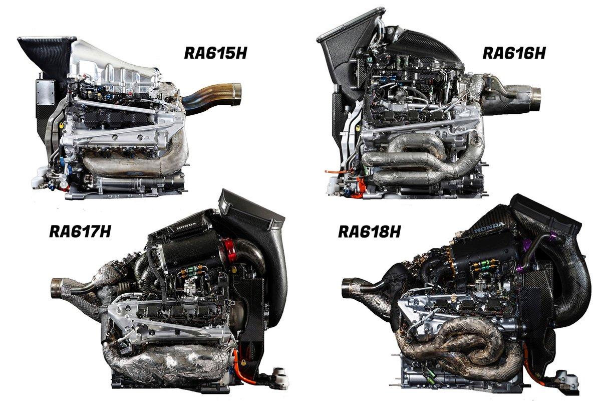 Honda Power unit 2015-2018