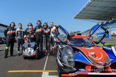 Road To le Mans Sausset announcement