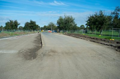 Modification du circuit de l'Albert Park