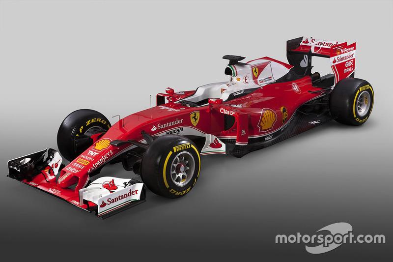 2016: Ferrari SF16-H