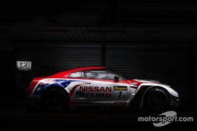 Lanzamiento de la imagen de Nissan Motorsport
