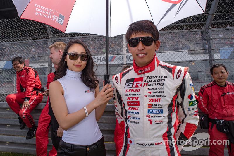 Юичи Накаяма, Toyota Gazoo Racing
