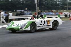 Jo Siffert, Brian Redman, Porsche 908