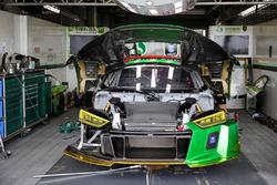 #66 Tianshi Racing Team Audi R8 LMS: Alex Au, Weian Chen, Massimilano Wiser