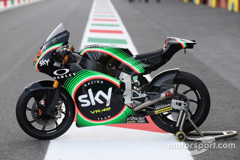 Francesco Bagnaia, Sky Racing Team VR46, special livery