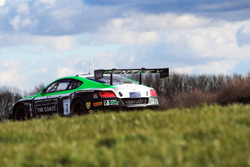 Ian Loggie, Callum Macleod Team Parker Racing Ltd Bentley Continental GT3