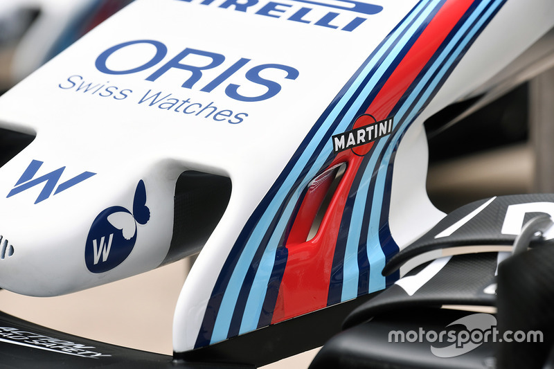 Ніс Williams FW40