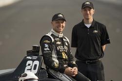 Le poleman Ed Carpenter, Ed Carpenter Racing