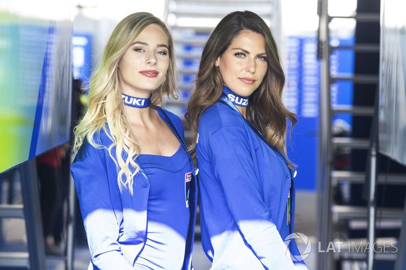 MotoGP Fotogallery: le splendide grid girl di Le Mans